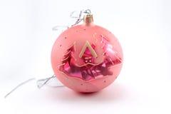 Juguete del árbol de navidad para adornar el árbol de navidad en la Navidad fotos de archivo libres de regalías