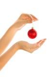 Juguete del Año Nuevo foto de archivo libre de regalías