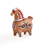 Juguete del caballo Foto de archivo libre de regalías