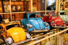 Juguete del coche Foto de archivo