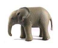 Juguete del elefante Imagen de archivo