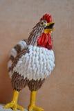Juguete del gallo martillo Año de gallo Imagen de archivo