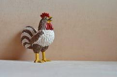 Juguete del gallo martillo Año de gallo Fotografía de archivo libre de regalías