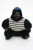 Juguete del gorila Fotografía de archivo libre de regalías