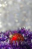 juguete del Nuevo-año Fotografía de archivo libre de regalías