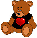 Juguete del oso Imagen de archivo