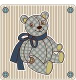 Juguete del oso stock de ilustración