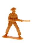 Juguete del vaquero de la vendimia Foto de archivo libre de regalías