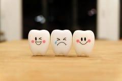 Juguete lindo de los dientes Imagen de archivo libre de regalías