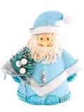 Juguete Papá Noel Foto de archivo libre de regalías