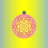 Juguete por Año Nuevo y la Navidad libre illustration