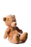 Juguete suave del oso Imágenes de archivo libres de regalías