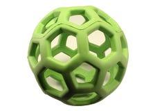 Juguete verde de la esfera Imagenes de archivo
