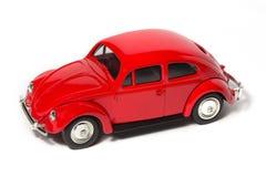 Juguete Volkswagen Beetle Imagenes de archivo