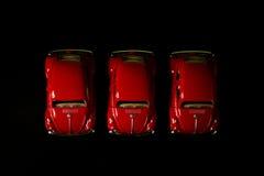 Juguete Volkswagen Beetle Foto de archivo libre de regalías