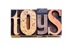 Juguetes Imagen de archivo libre de regalías