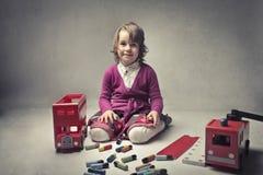 Juguetes Fotografía de archivo libre de regalías