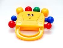 Juguetes amarillos Imágenes de archivo libres de regalías