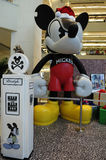 Juguetes de Disney, ratón de Micky imagen de archivo libre de regalías