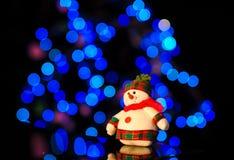 Juguetes de la Navidad y del Año Nuevo Fotografía de archivo