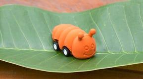 juguetes de los gusanos Imagen de archivo libre de regalías