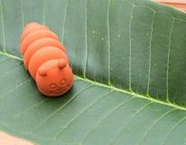 juguetes de los gusanos Foto de archivo libre de regalías