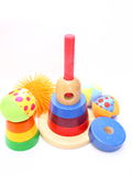 Juguetes de los niños Imagen de archivo libre de regalías