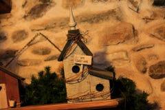 Juguetes de madera hechos por el hogar dulce casero de las manos Imagenes de archivo