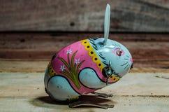 Juguetes de RabbitTin Fotos de archivo libres de regalías