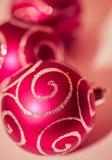 Juguetes del Año Nuevo Fotos de archivo