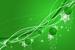 Juguetes del Año Nuevo ilustración del vector