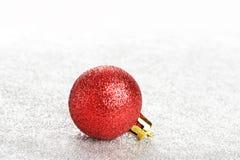 Juguetes del Año Nuevo o de la Navidad Fotografía de archivo