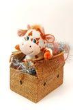 juguetes del Nuevo-año. Imagen de archivo