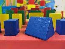 Juguetes educativos Imagen de archivo libre de regalías