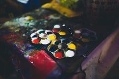 juguetes en el carnaval en el pai imágenes de archivo libres de regalías