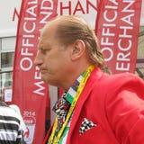 Juhani Tamminen - παγκόσμιο πρωτάθλημα χόκεϋ πάγου Στοκ φωτογραφίες με δικαίωμα ελεύθερης χρήσης