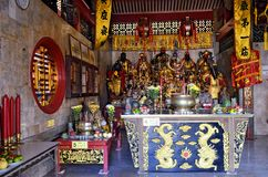 Jui Tui Shrine in Phuket Old Town Stock Images