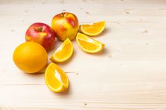 Juic gesunder Lebensstil der frischen Frucht Stockbild