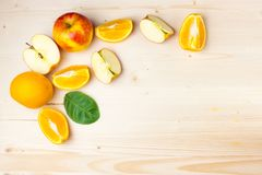 Juic gesunder Lebensstil der frischen Frucht Lizenzfreies Stockfoto