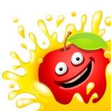 Juice_Apple_1 Stock Photos
