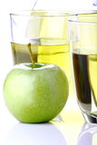 Juice of apples Stock Photography