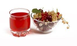 Juice Berry Stockbild