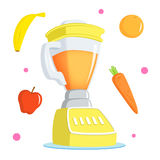 Juice Blender Royalty Free Stock Image
