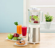 Juice blender machine Royalty Free Stock Photo