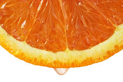 Juice Blood Orange Royalty Free Stock Photography