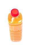 Juice bottle Stock Image