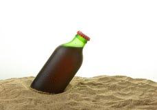 Juice in bottle Stock Image