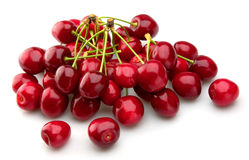 Juice cherry close up Royalty Free Stock Photography