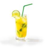 Juice Drink alaranjado Foto de Stock Royalty Free