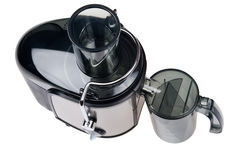 Juice extractor close up Stock Photography